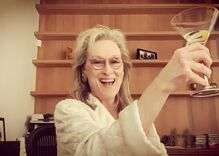 Meryl Streep, Audra McDonald & Christine Baranski are winning the internet today