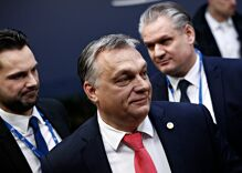 Hungary's constitution amended to define family as a married man & woman
