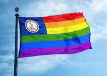 Virginia banned the gay/trans panic defense on the Transgender Day of Visibility