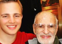 Larry Kramer taught us to grow up, fight for our rights & be proud of being gay