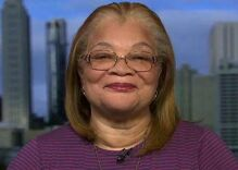 "MLK's Trump-loving niece claims NYC hit hard by COVID because it is ""the home of abortion"""