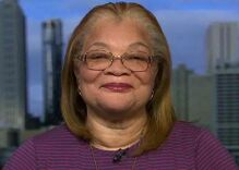 """MLK's Trump-loving niece claims NYC hit hard by COVID because it is """"the home of abortion"""""""