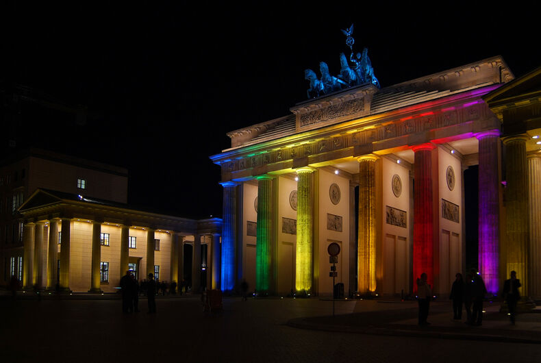 Germany, ex-gay therapy ban