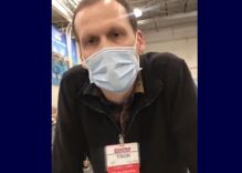 """Customer calls sassy Costco employee a """"p**sy little b**ch"""" when asked to wear a mask"""