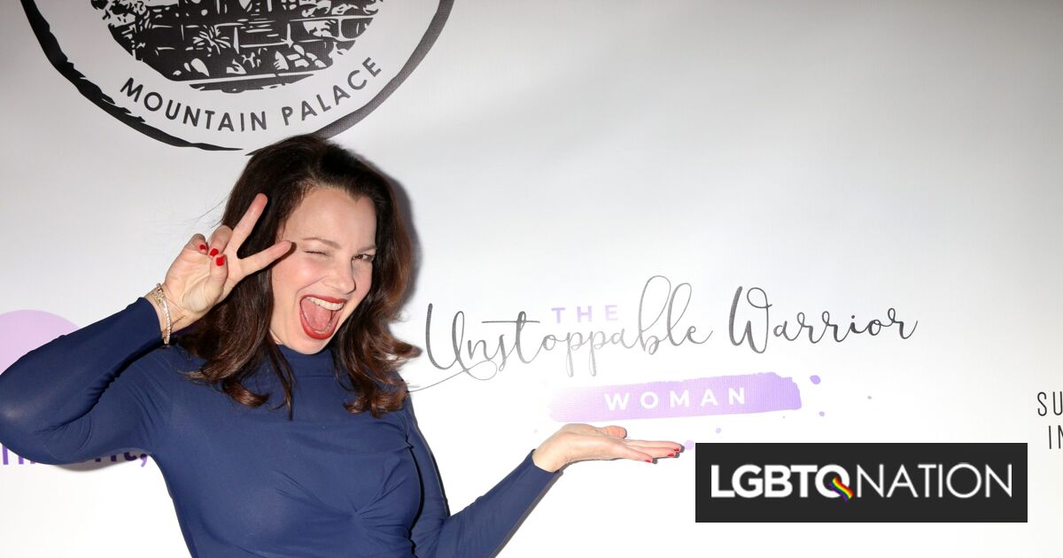 """It's time to binge-watch """"The Nanny"""" on HBOMax & realize just how LGBTQ-friendly it was"""