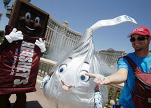 Hershey's CEO smacked down an activist who wanted the company to stop donating to HRC