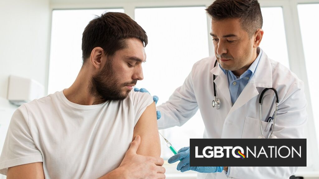 Religious leader claims COVID vaccine turns people gay