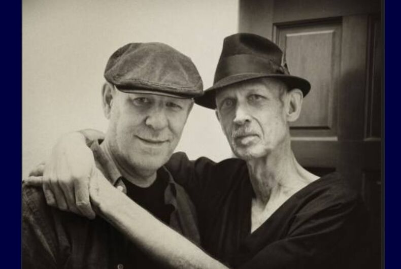 James Taylor and Michael Ely
