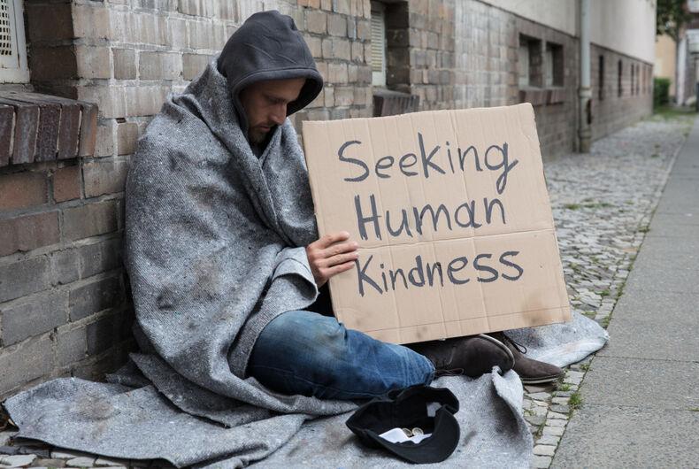 LGBTQ homelessness study