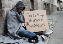 17% of LGB people in the U.S. have experienced homelessness