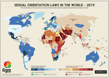 This map shows LGBTQ protections worldwide. It's even worse than it looks.