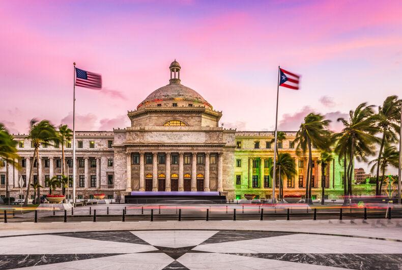 Puerto Rico, LGBTQ, civil code