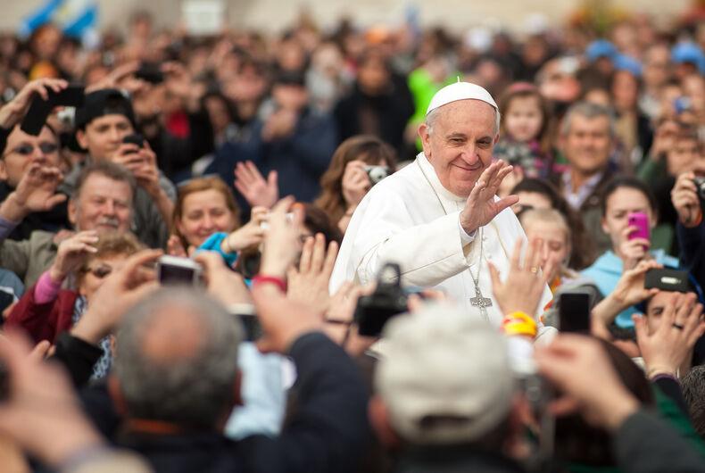 Pope Francis I, Pope Benedict XVI, LGBTQ