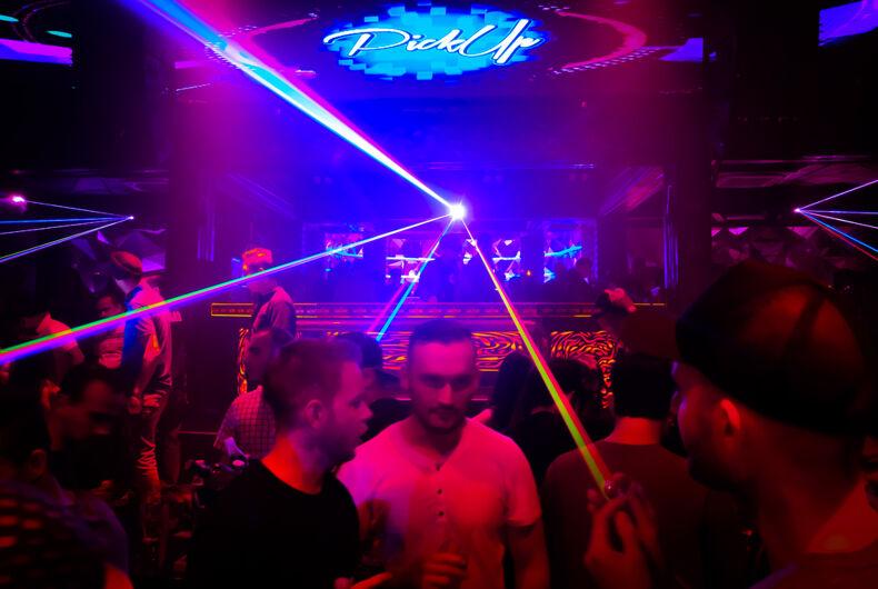 LGBTQ or gay bar, closing, coronavirus