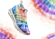 Under Armour is going retro for this year's Pride collection