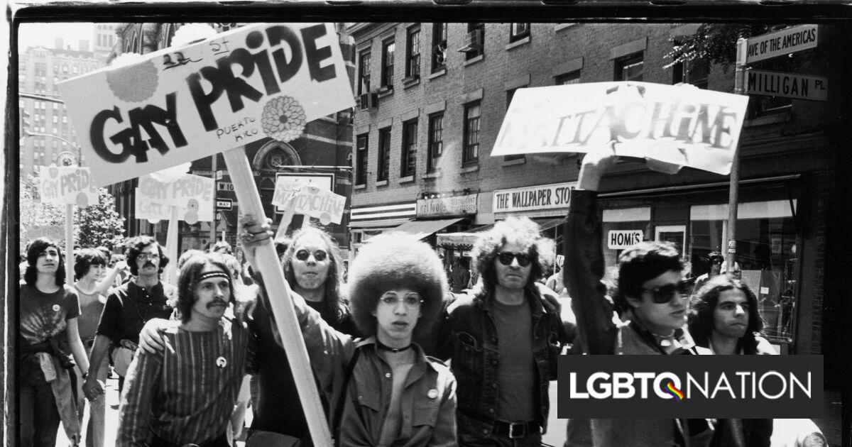 Pride in Pictures 1970s: How the Stonewall Riots triggered a decade of activism