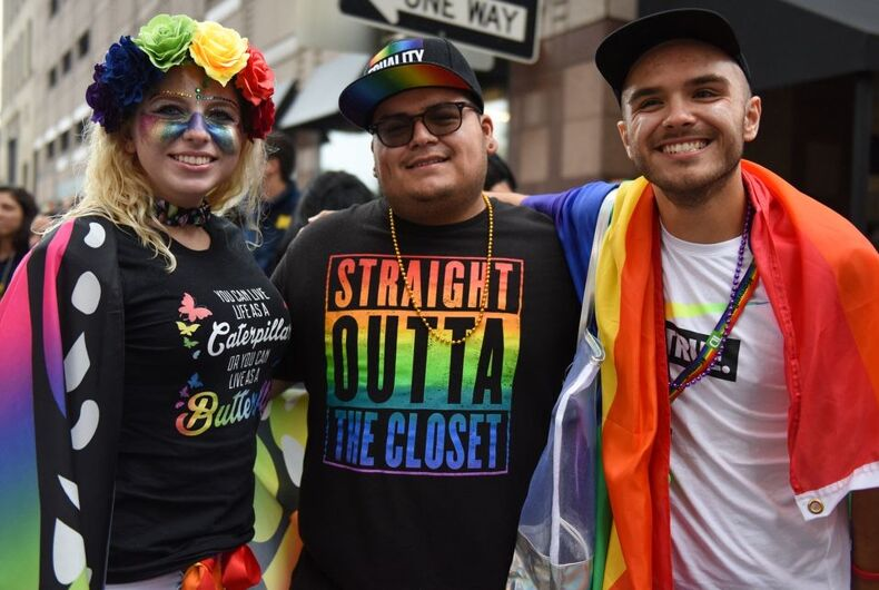 Pride in Pictures: Message from the Motor City