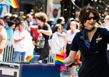 Pride in Pictures: There's an attendant in attendance