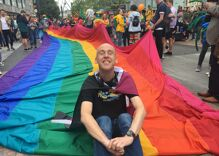 Pride in Pictures: Uncorking Pride for the first time