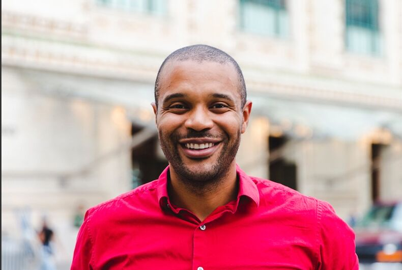 A gay Black socialist just shattered a rainbow ceiling in New York when he won his election
