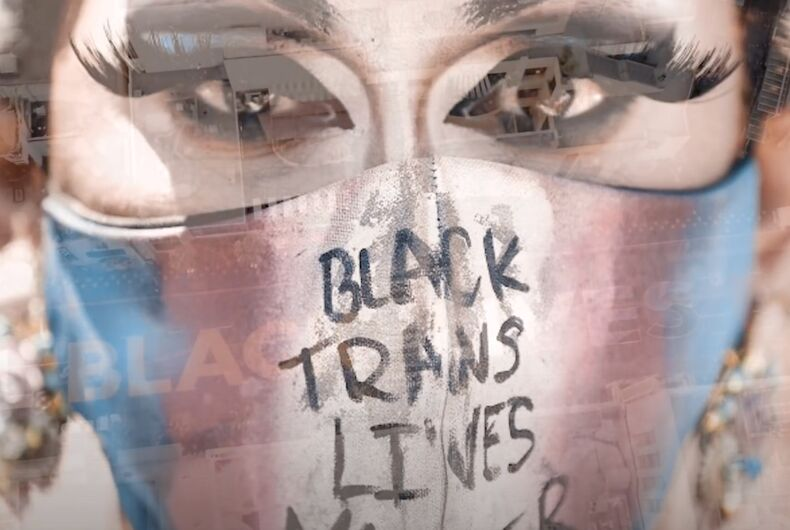The Chicks new song makes it clear that Black Trans Lives Matter.