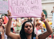 How do we celebrate Pride when police are still beating & killing us?