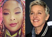 Rapper Da Brat said it took her decades to come out because of how Ellen was treated