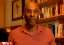 Black, gay journalist Keith Boykin arrested covering George Floyd protests