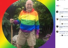 90-year-old comes out because he can't forget the man he fell in love with 70 years ago
