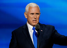 Mike Pence spoke to 2,100 people jammed into an anti-LGBTQ megachurch in a COVID hotspot