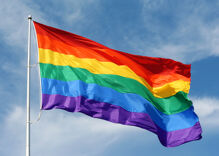 Gay man forced to sue his subdivision because he wants to fly a rainbow flag from his porch