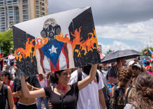 Puerto Rico's governor signs new civil code removing LGBTQ discrimination protections