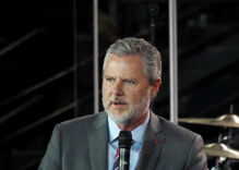 Is Jerry Falwell Jr. setting the stage to return to leading Liberty University?