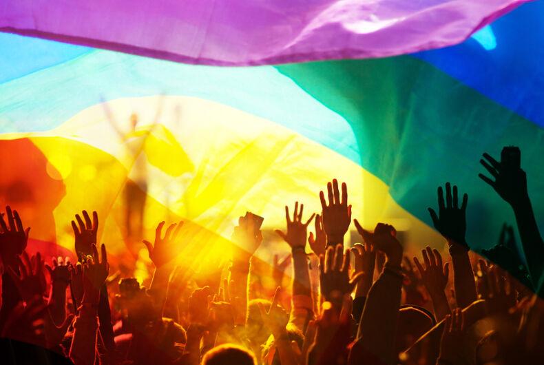 Supreme Court victory, celebration, reacts