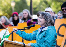 Washington state may elect a progressive bisexual woman to Congress in November