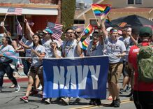 Pentagon bans rainbow & Confederate flags from military bases