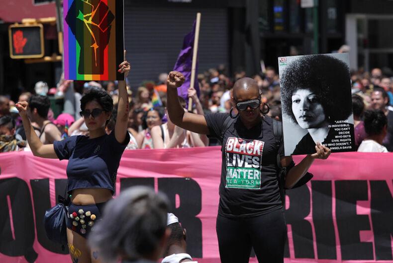Black Lives Matter, Houston LGBT, San Antonio LGBT, racist, Islamophobic, Facebook groups