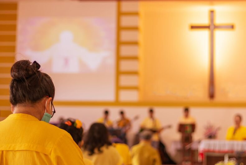 Coronavirus outbreaks are ravaging church congregations nationwide