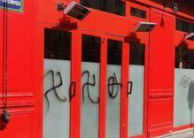 "Swastikas spray painted on gay bars during Paris' weekend of ""hatred"""