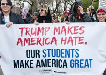 Donald Trump might not have taken his SATs & now he's kicking out international students