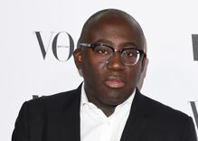 """Black, gay """"Vogue"""" editor-in-chief told to enter through """"the loading bay"""" by office security"""