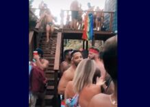 Outrage in NYC as hundreds of gay men flout COVID precautions to party on Fire Island