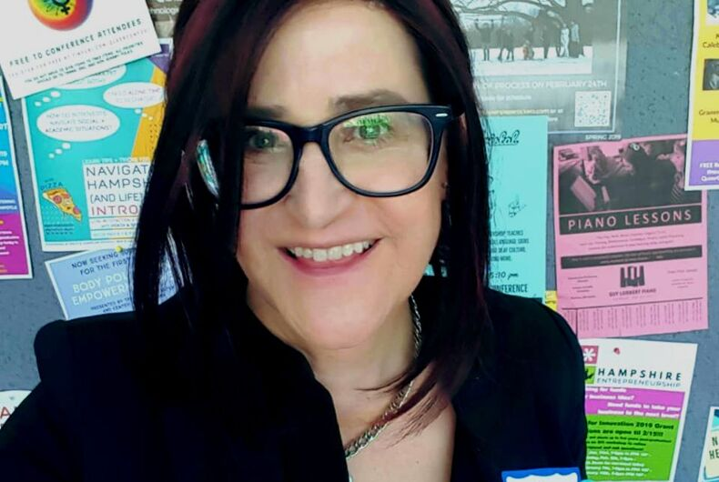 She's broken barriers all her life. Now Gia Drew wants to be Maine's first trans state legislator.