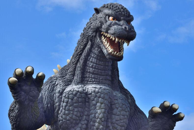 Godzilla, daughter, transgender