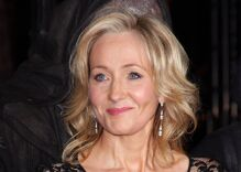J.K. Rowling's name removed from school building over transphobic remarks