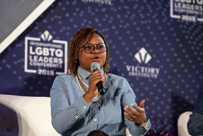 "Georgia Rep. Park Cannon is a queer ""activist elected official"" getting it done in the South"
