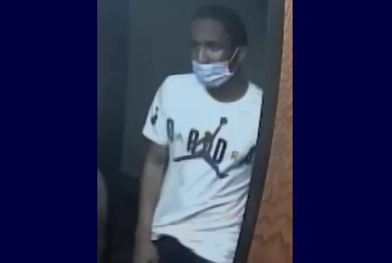 Suspect wanted by NYPD in connection to Tiffany Harris's death