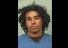 Berserk man attacks strangers outside a gay bar until police haul him away still screaming slurs