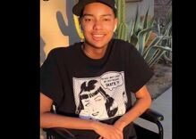 Mom asks people to send cards to trans teen left paralyzed after being brutally beaten
