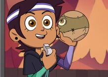 """Disney's new animated series """"The Owl House"""" stars an out bisexual girl"""